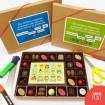 VÍDEOTRUCADA + Assortiment de xocolates